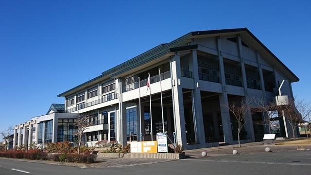 福田屋内スポーツセンター