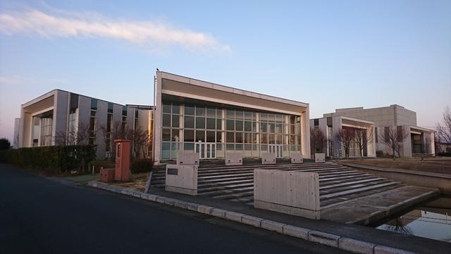 袋井市月見の里学遊館