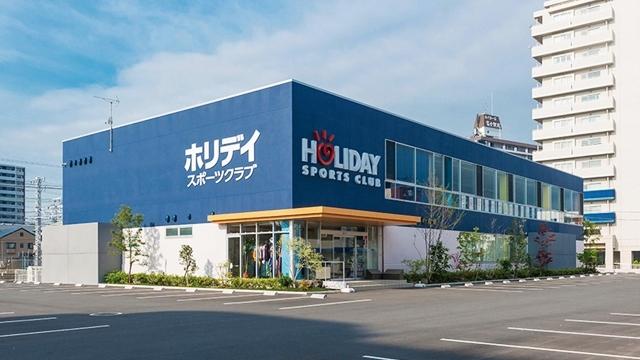ホリデイスポーツクラブ 富士店