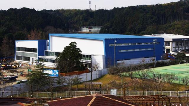 島田市総合スポーツセンター ローズアリーナ
